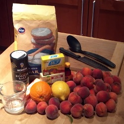 peach supplies