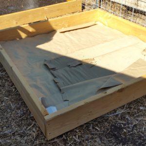 raised bed frame