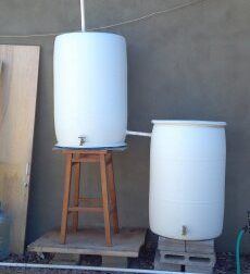 air conditioner water harvesting