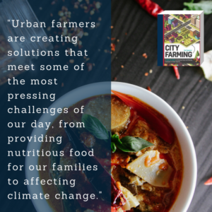 #UrbanFarming is making a difference in #families and #communities alike! Learn more at cityfarmingbook.com.